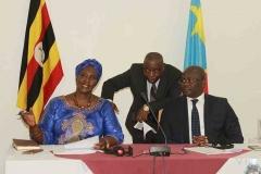 GLTF - DRC & UG MoU Kasese